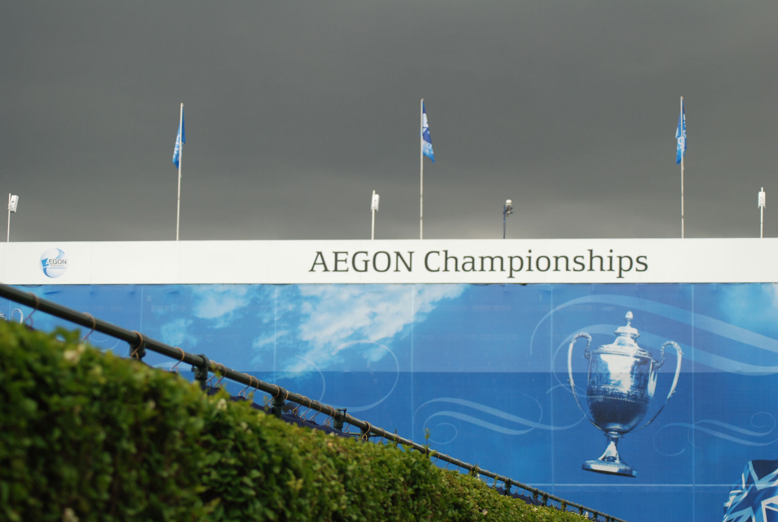 The Queens Club – AEGON Championships
