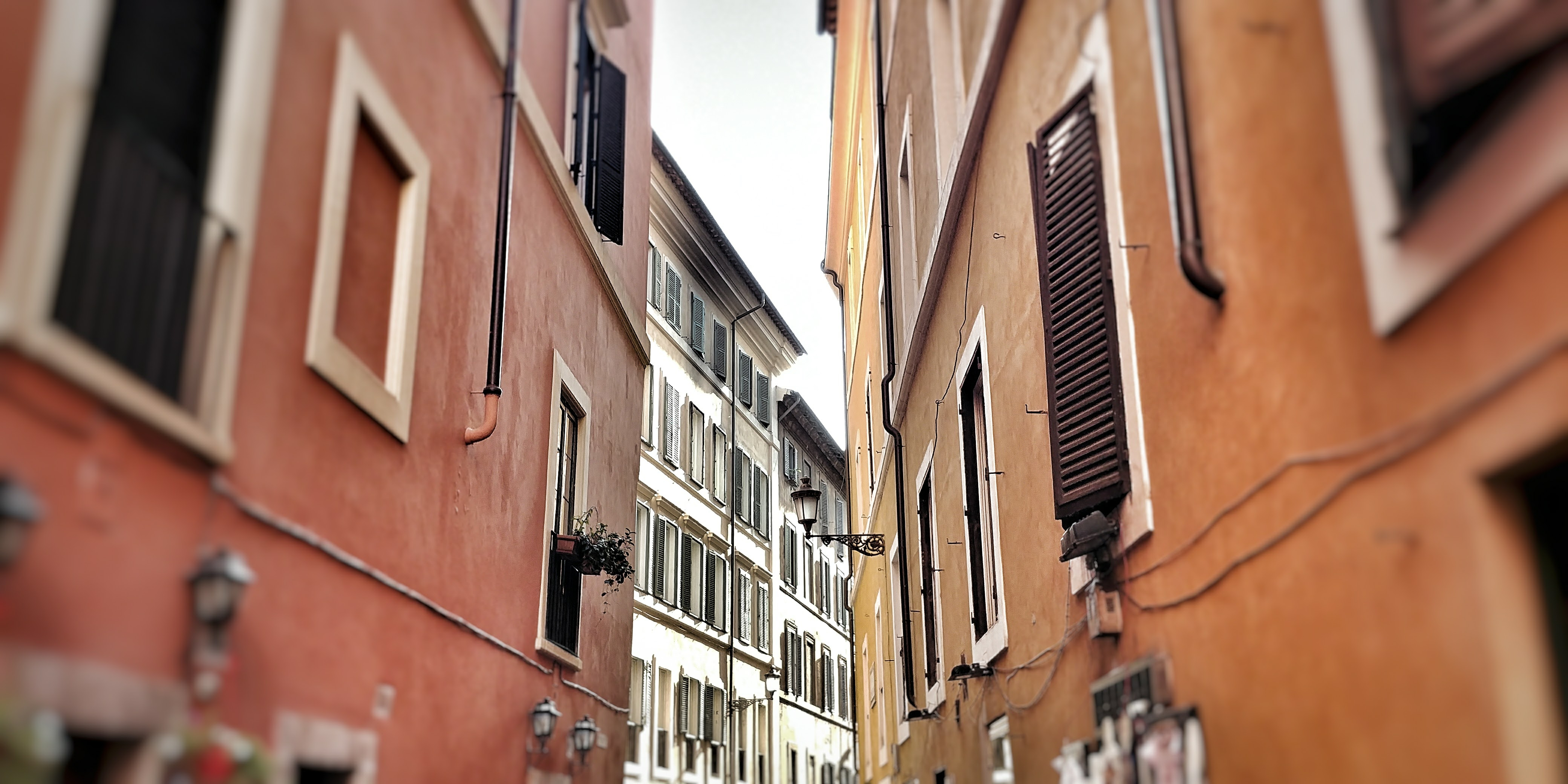 Italy: Rome and Le Marche